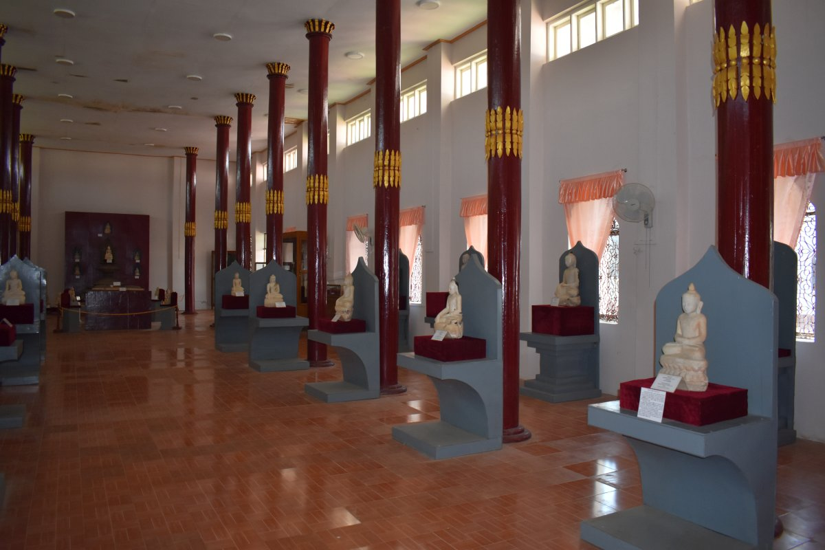 Inwa Archaological Museum