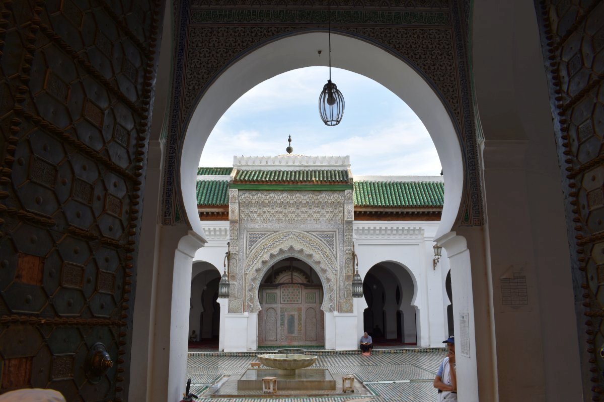 Al Quaraouiyine Mosque