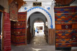 Getting lost in Fes and finding awesome places