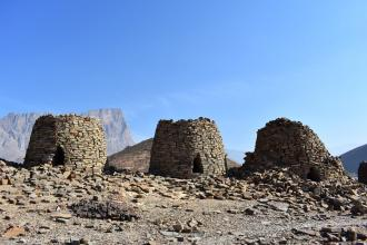 The mysterious beehive tombs in Oman