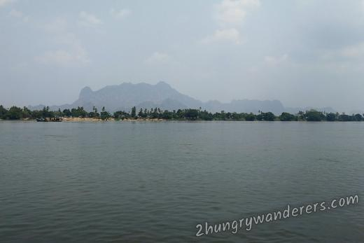 Hpa An to Mawlamyine