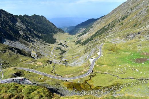 "The Transfagarasan Highway is more than just ""the best road..."""